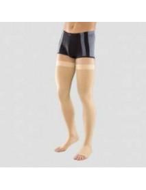 Чулки компрессионные мужские плотные, с открытым носком 305(м)