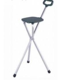 Трость-сиденье NOVA (серебро) TN-151