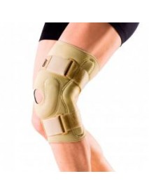 Бандаж на коленный сустав с мет. шарнирами NKN-139