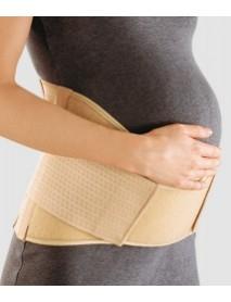 Бандаж-корсет для беременных с 4-мя металлическими ребрами жесткости MS-99