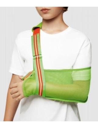 Бандаж косыночный на плечевой сустав и руку AS-302(Р-дет)
