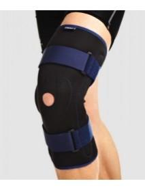Ортез на колено с мет. шарнирами, усиленный RKN-202