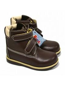 Игореша 4 Ботинки детские (коричневый)