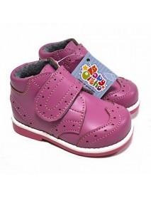 Рома 6 туфли профилактические (розовый)