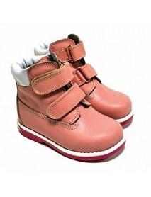 Игореша 11 Ботинки детские (нежно розовый)