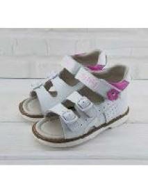 Кенди 2 Ортопедическая обувь (бел/розов)