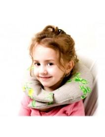 Подушка для путешествий детская