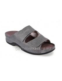 Обувь ортопедическая малосложная(джинс) LM-501.004