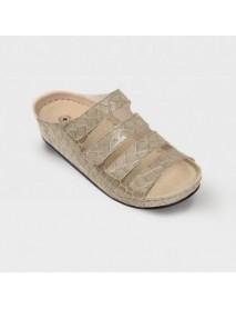 Обувь ортопедическая малосложная(бежевый) LM-503.031