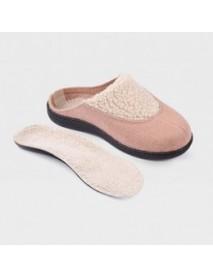 Обувь ортопедическая домашняя(пудровый) LM-403.006