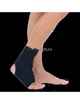 Бандаж на голеностопный сустав с пластинами Т-8608/1