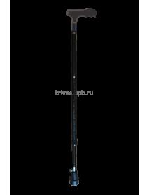Трость телескопическая со встроенным УПС CA833L6