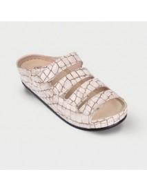 Обувь ортопедическая малосложная(Крем) LM-503N.043